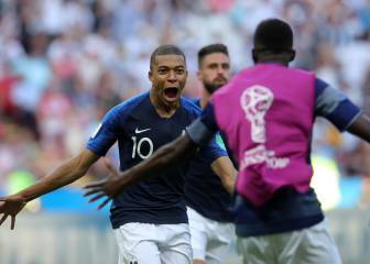 France end Argentina's hopes in seven-goal thriller