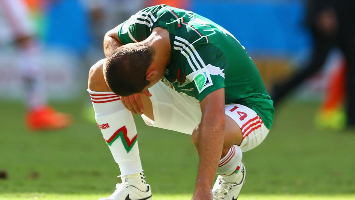 Brazil v Mexico: El Tri out to end last-16 curse against World Cup favourites