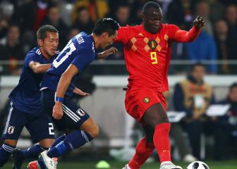 Belgium v Japan: Martínez expects no surprises