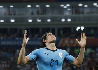 Cavani's cool sees Uruguay past Portugal in last 16