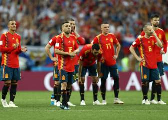 Spain sent home by hosts after penalty heartbreak