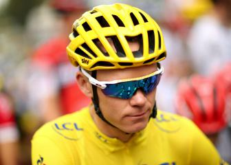 Tour de France blocks Chris Froome from racing - reports