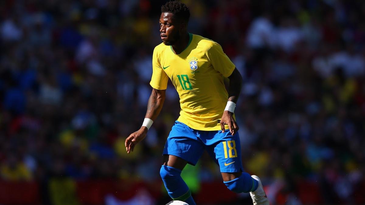 Fred can help Pogba shine, says Gilberto Silva