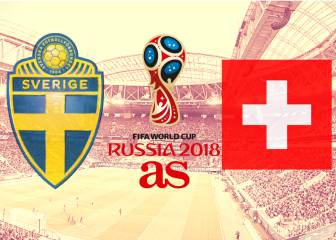 Sweden vs Switzerland: how and where to watch