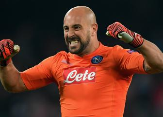 AC Milan complete Reina and Strinic signings