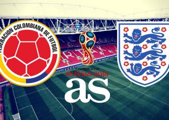 Colombia vs England: how and where to watch