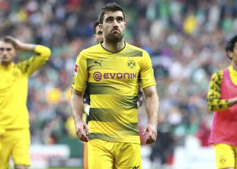 Sokratis hails 'beautiful' moment as Arsenal move confirmed
