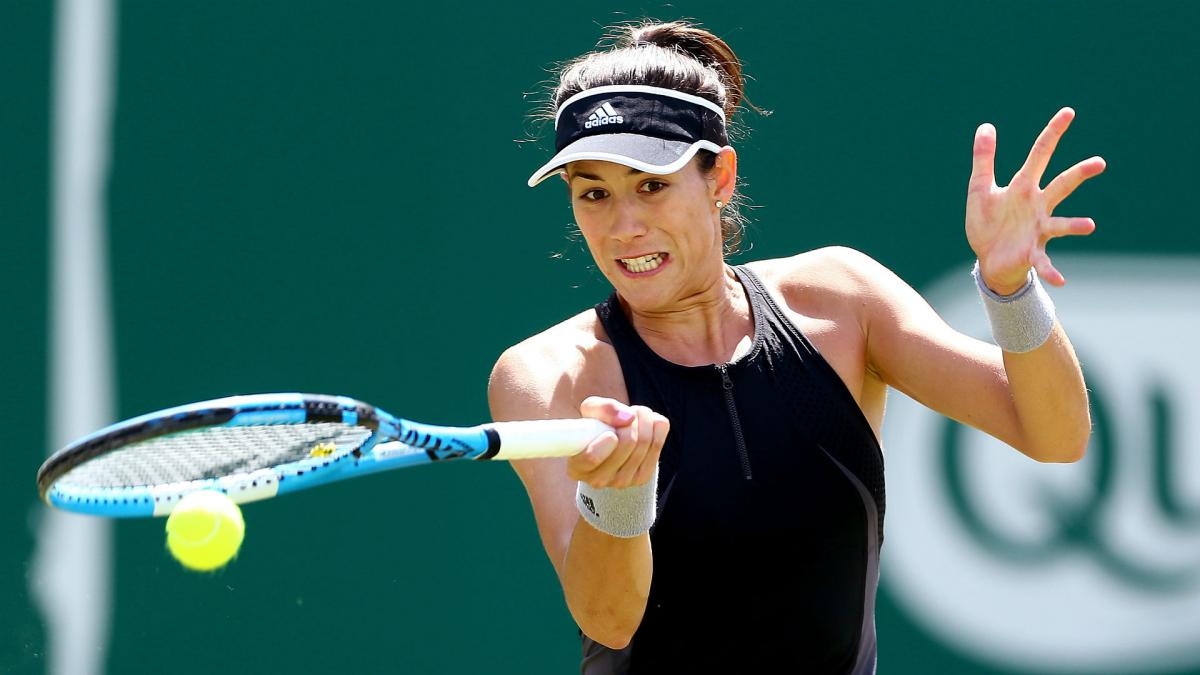 Muguruza can retain Wimbledon title - Martinez