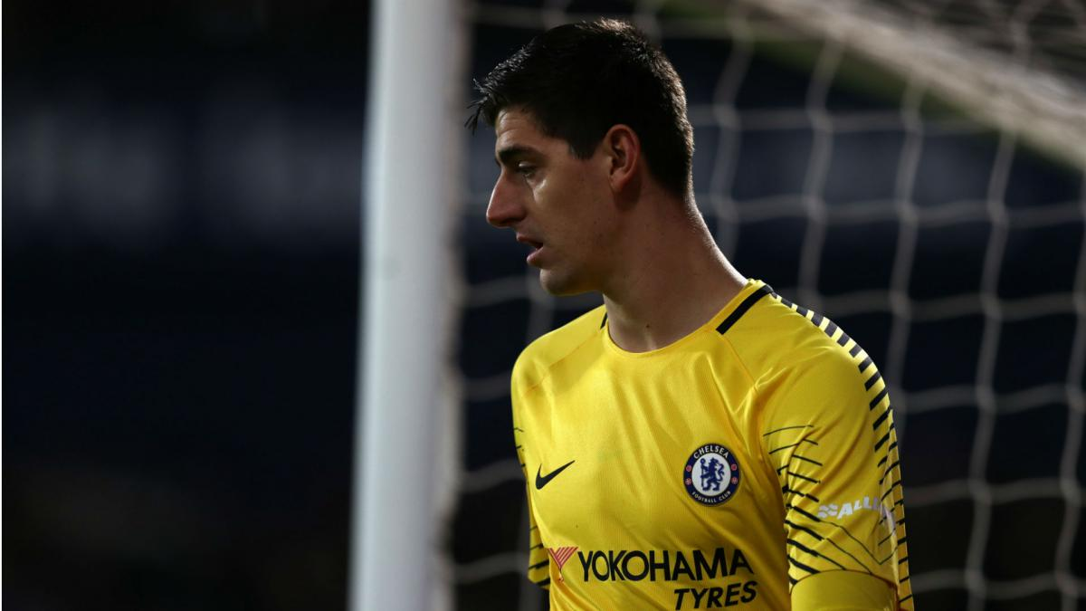 Courtois: Madrid? My children live there and I want to see them more