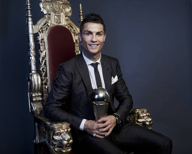 Could the throne of Cristiano Ronaldo be up for grabs at Real Madrid?