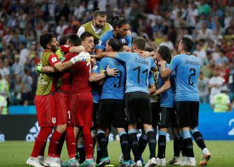Uruguay punch above their weight on world stage...yet again