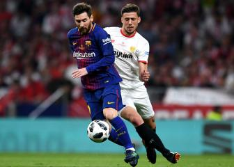 Barcelona must trigger release clause for Lenglet, says Caparros