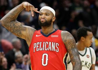 Warriors respond by signing DeMarcus Cousins