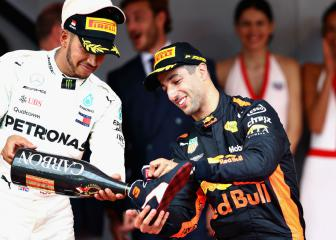 Daniel Ricciardo aims to pip Hamilton at British GP