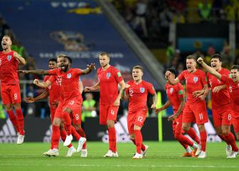 England similar to Spain's 2010 World Cup winners – García