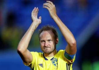 Sweden will stick to their strengths against England - Granqvist