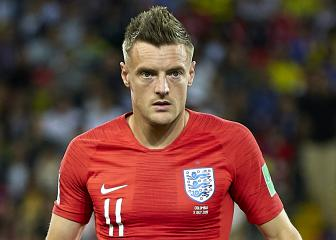 Vardy misses England training ahead of Sweden clash