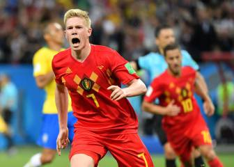 Belgium end Brazil's dream