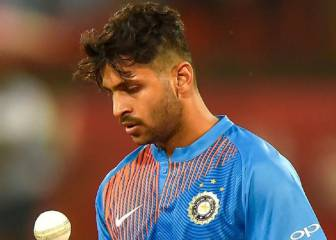 Shardul Thakur to replace Jasprit Bumrah in India's ODI squad