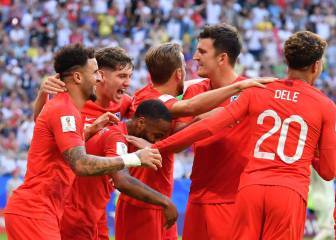 England book their place in the semi-finals