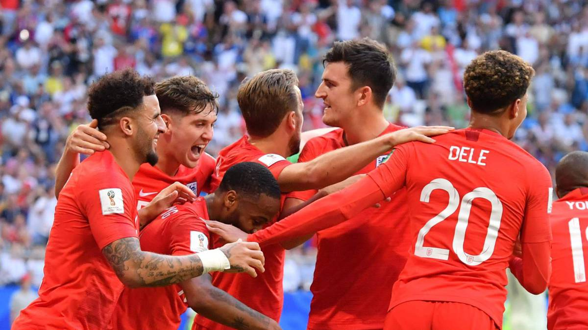 Sweden - England live online: World Cup 2018 quarter final