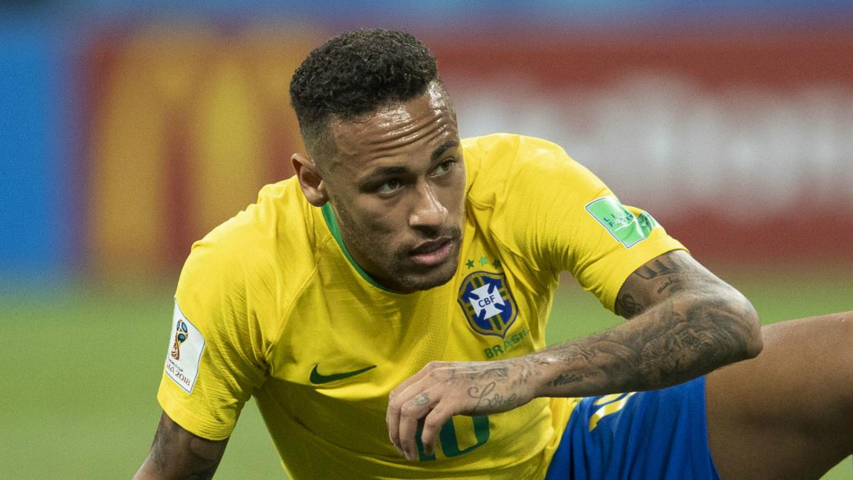 Mexico star taunts Neymar after Brazil exit