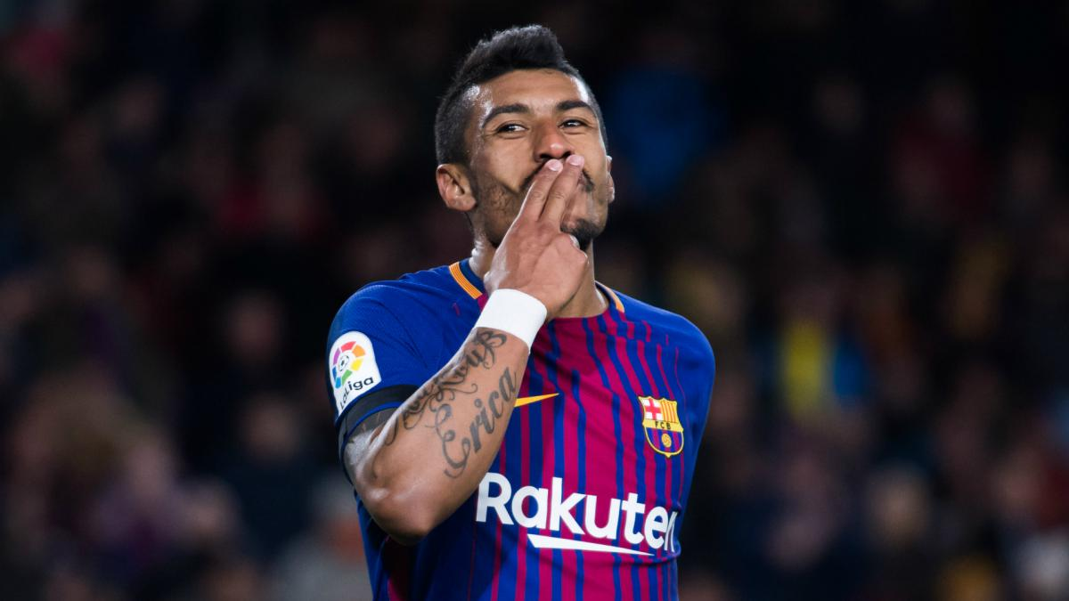Paulinho admits Chinese Super League offer