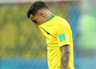 Coutinho ready for backlash after Brazil exit