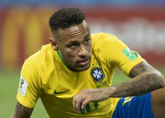 Brazil elimination 'saddest moment of my career' - Neymar