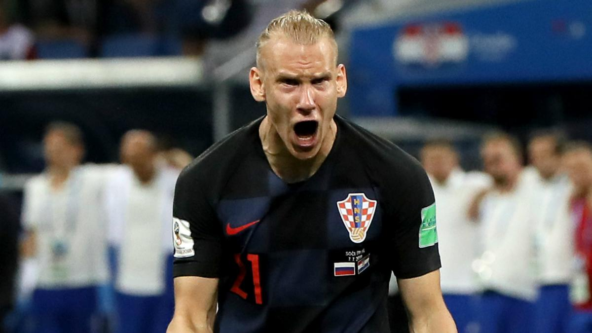 FIFA investigating allegations against Croatia defender Vida