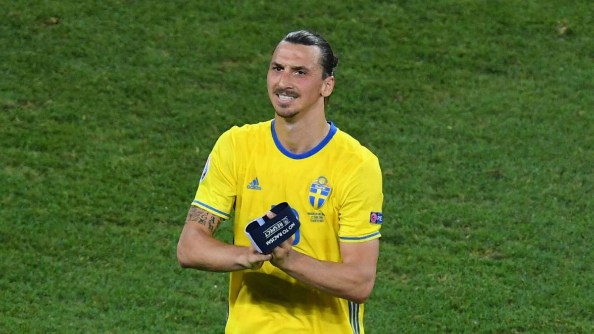 Ibrahimovic: Every Sweden player should get a Golden Ball