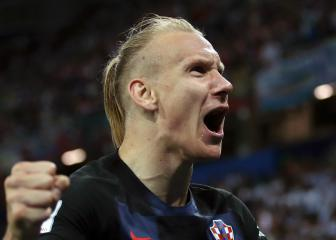 Croatia's Vida free to face England after Fifa warning