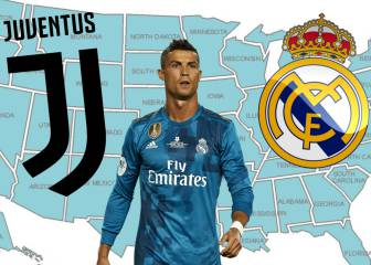 Real Madrid pre-season sets up potential Cristiano US reunion