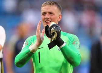 Pickford feels Courtois is not much better than him