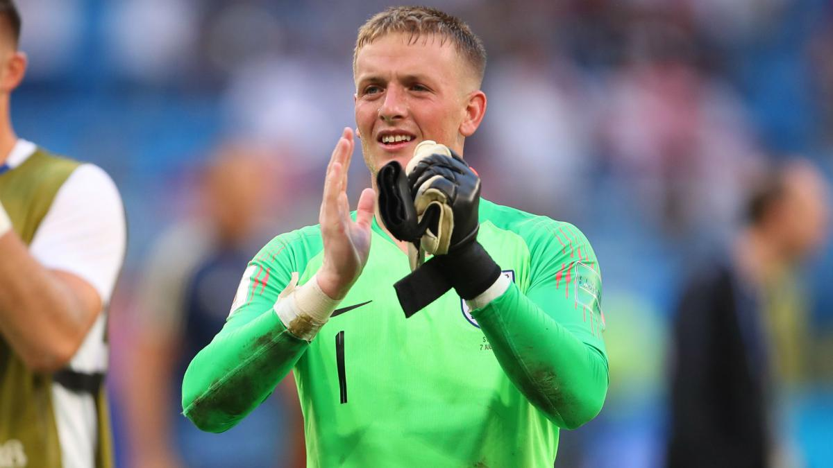 Pickford adamant critical Courtois not much better than him