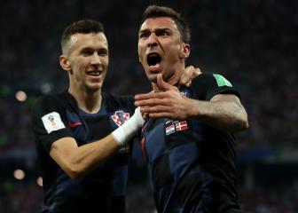 Mandzukic warns Pickford to expect a 'surprise' from Croatia
