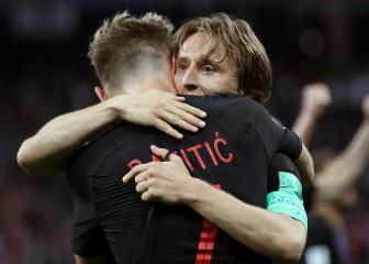 Dier wary of 'world class' Rakitic and Modric