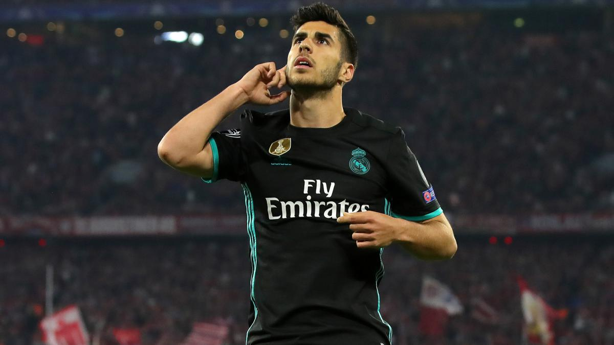 Asensio is staying at Real Madrid – agent