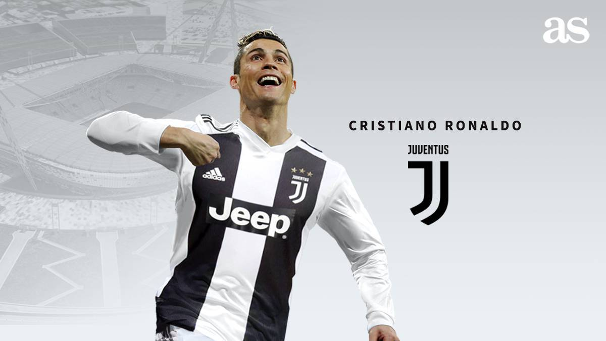 af27aad78 Cristiano Ronaldo leaves Real Madrid for Juventus - AS.com