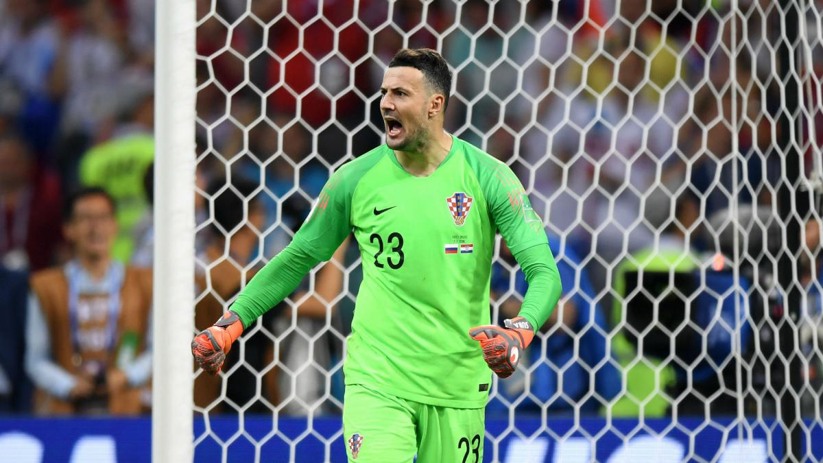 Subasic to play through pain barrier against England