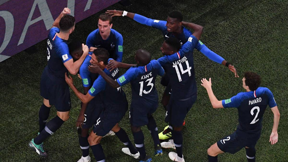 f377cd2509a France 1-0 Belgium match report  World Cup 2018 semi-final - AS.com