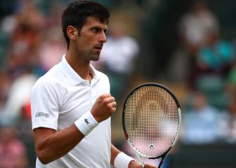 Djokovic upbeat over improving form at Wimbledon