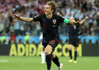 Modric playing his best football in Russia - his last World Cup, says Dalic