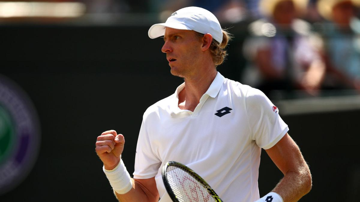 Anderson produces epic comeback to end Federer's Wimbledon defence