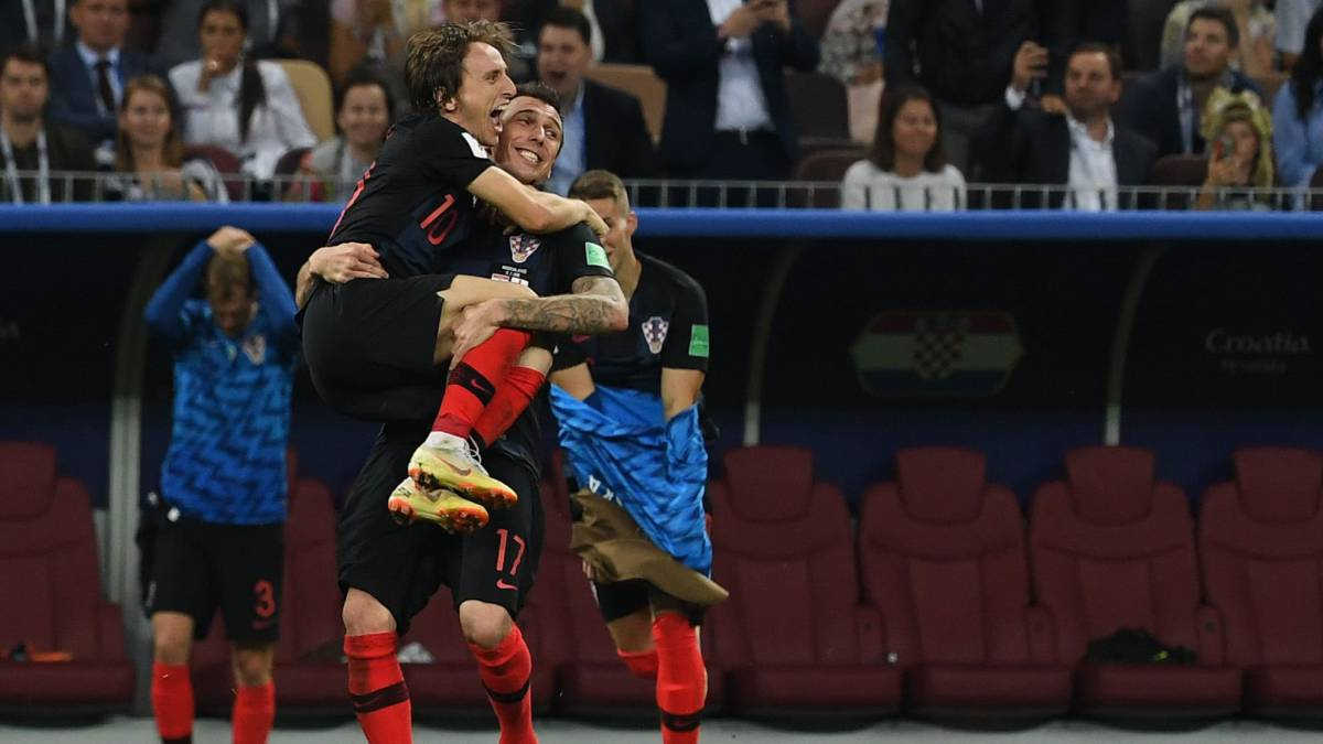 World Cup finalists, France and Croatia: how they got to the final