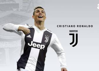 Cristiano Ronaldo leaves Real Madrid for Juventus bfd9fb5c1