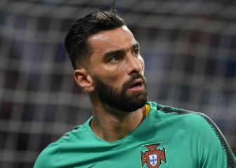 Fifa investigating Sporting's claim over Patricio's Wolves move