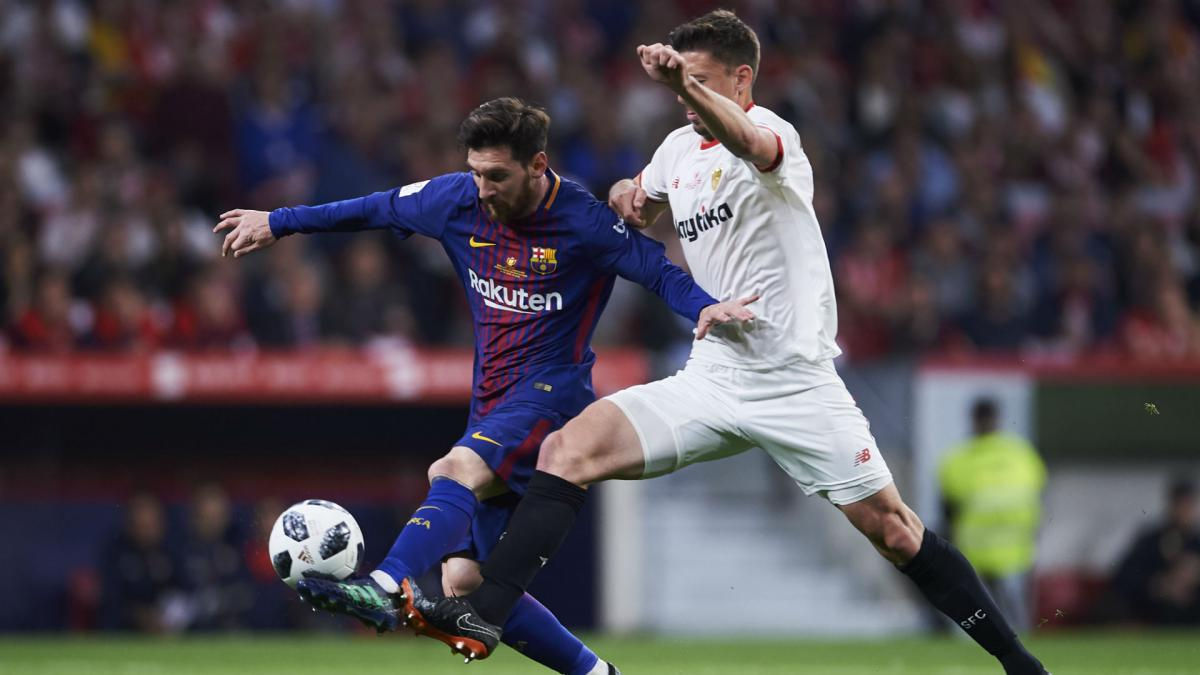 BREAKING NEWS: Barcelona complete €36m Lenglet capture from Sevilla