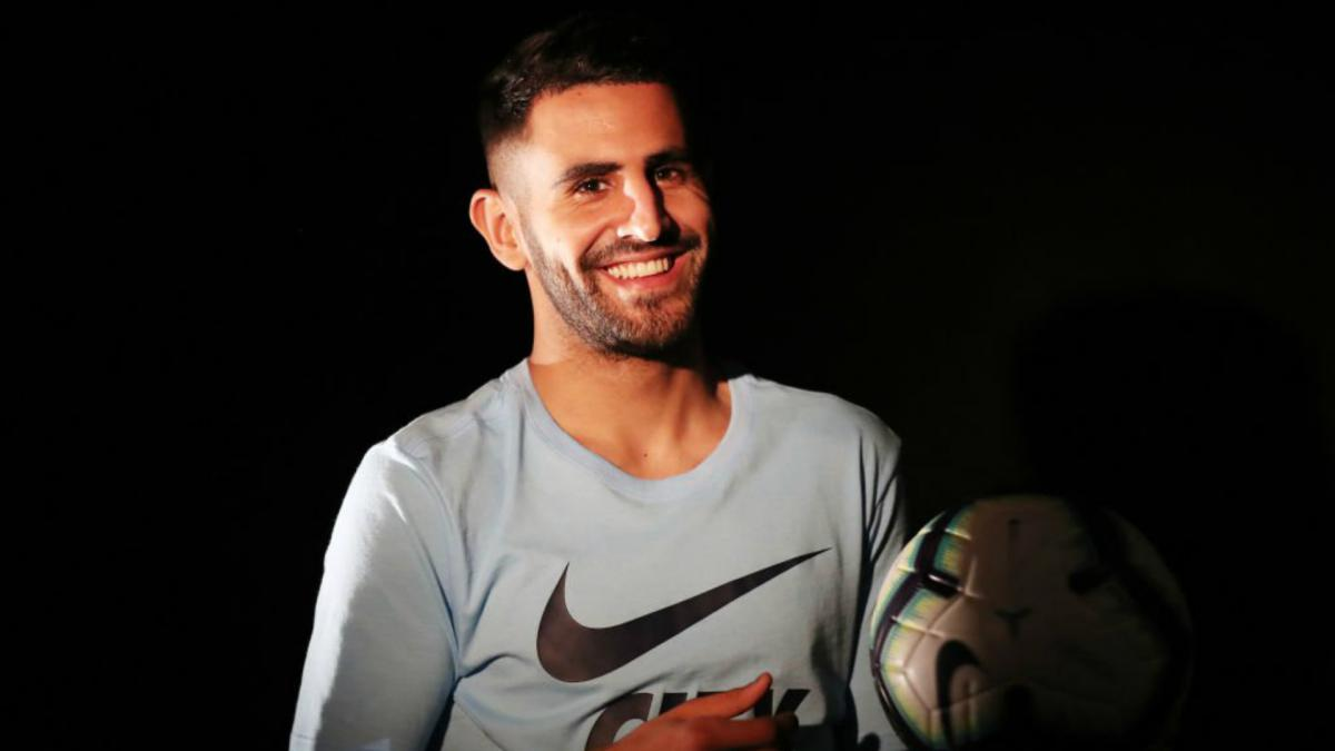 Confident Mahrez expects important Manchester City role