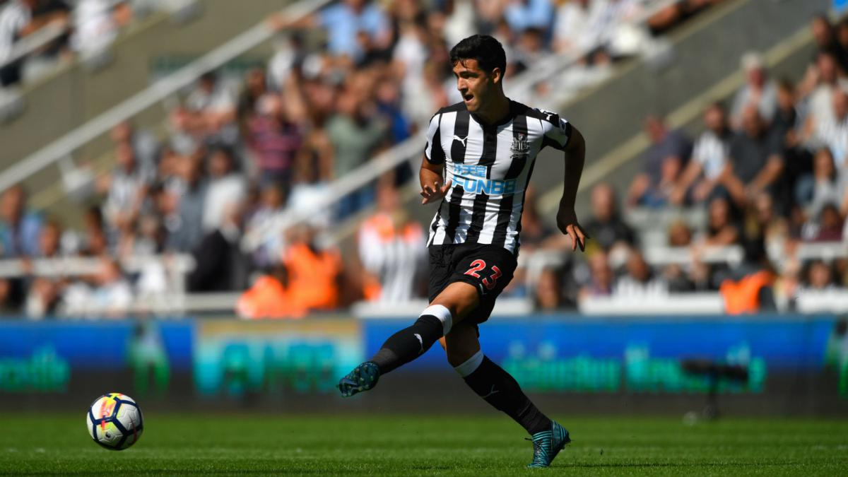 Merino departs Newcastle for Sociedad